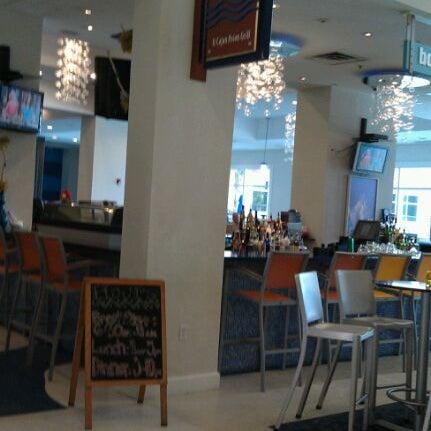 Photo taken at Hilton Pensacola Beach by Debbie L. on 8/13/2012