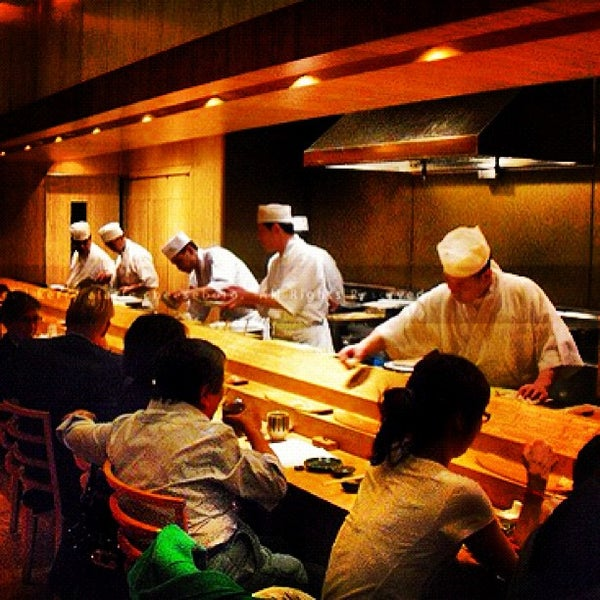 sushi yasuda sushi restaurant in turtle bay