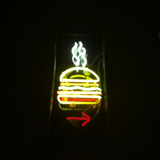 Photo taken at Burger Joint by Clay N. on 6/25/2012