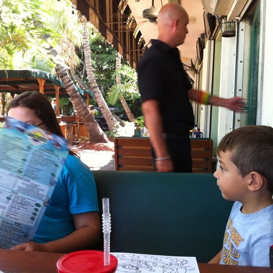 Photo taken at Quarterdeck Restaurant by ALisa K. on 7/30/2011