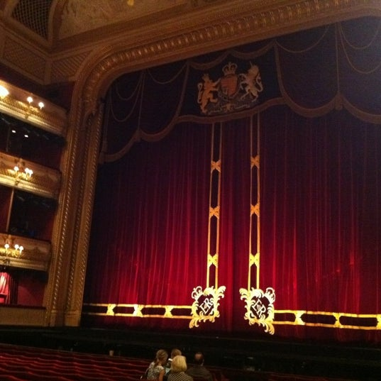 Photo taken at Royal Opera House by Laura P. on 7/26/2011
