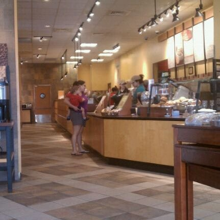 Photo taken at Panera Bread by RJ B. on 8/13/2011