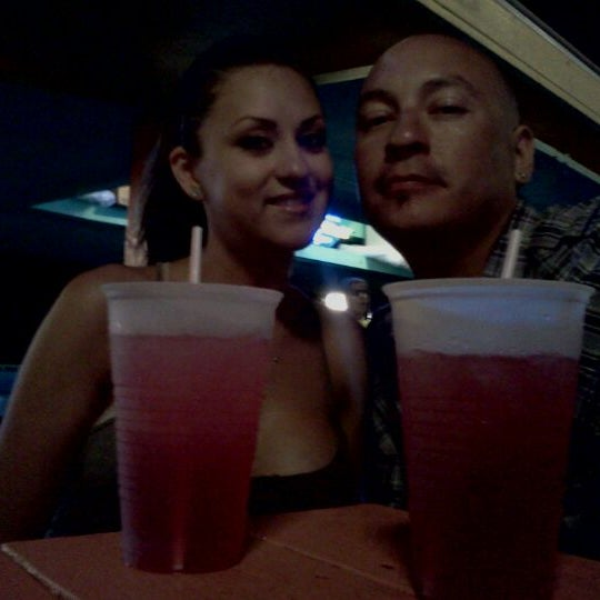 Photo taken at Tequila Sunset by Angel O. on 3/25/2012