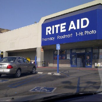 Photo taken at Rite Aid by Fernando A. on 9/26/2011