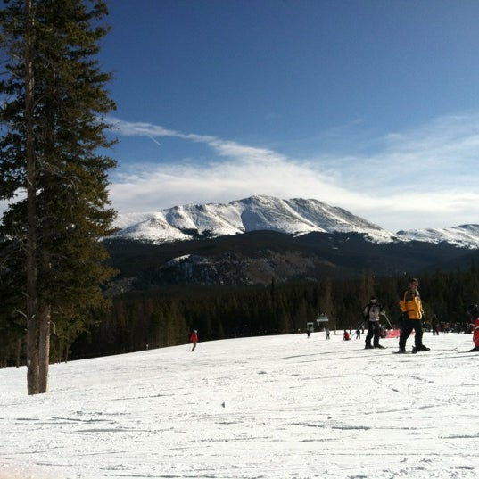 Photo taken at Breckenridge Ski Resort by Dan K. on 12/27/2011