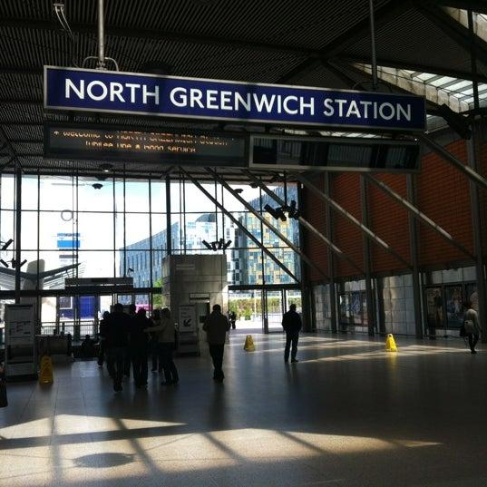 north greenwich london underground station 5 millennium way. Black Bedroom Furniture Sets. Home Design Ideas