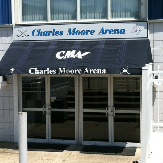 Photo taken at Charles Moore Arena by Beverly B. on 7/25/2012