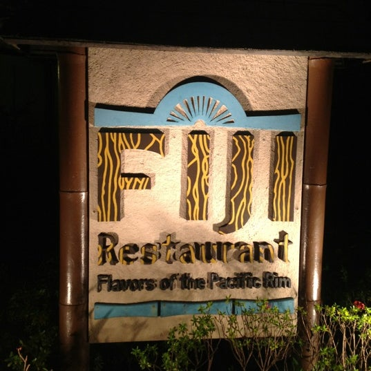 Photo taken at Fiji Restaurant by Lissa M. on 6/28/2012