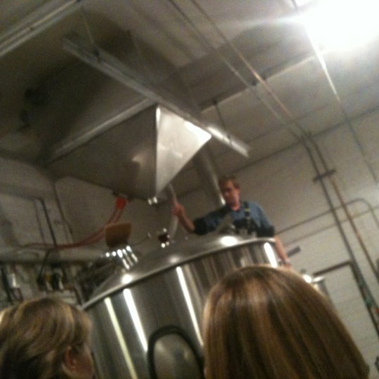 Photo taken at Argus Brewery by Jason B. on 11/11/2011