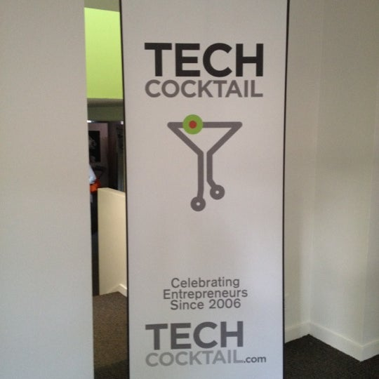 Photo taken at Tech Wildcatters (The Tech Church) by Mike M. on 5/18/2012