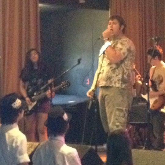 Photo taken at The Beachland Ballroom & Tavern by Jacqueline M. on 5/19/2012