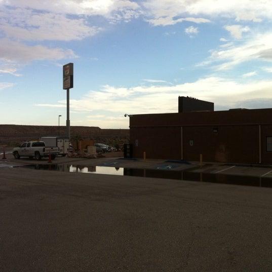 Photo taken at Moapa Paiute Travel Plaza / Chevon Gas by David S. on 9/13/2011