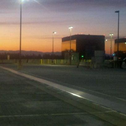 Photo taken at Sea-Tac Airport Parking Garage by Jamie B. on 8/21/2011