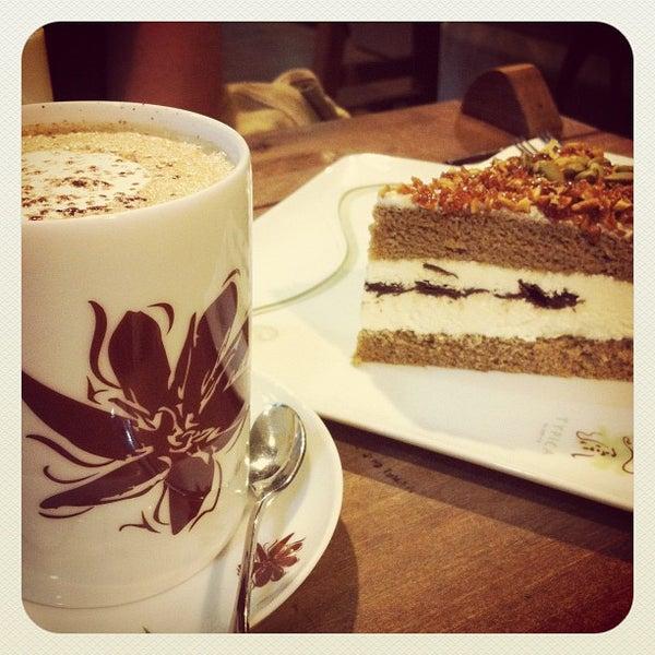 Photo taken at Typica Café by Jene L. on 6/4/2012