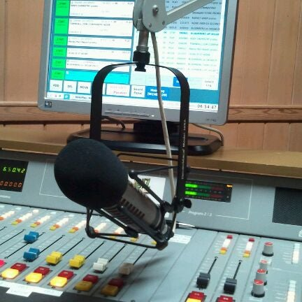 Photo taken at WMCU/WKAT/WZAB Radio by Sha'ul on 9/20/2011