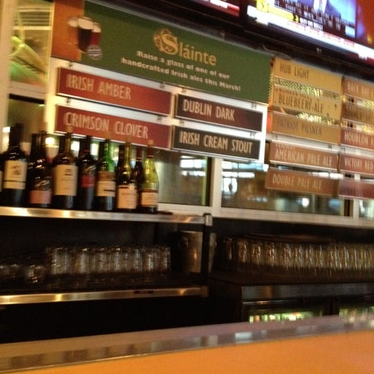 Photo taken at Boston Beer Works by Maria S. on 3/6/2012