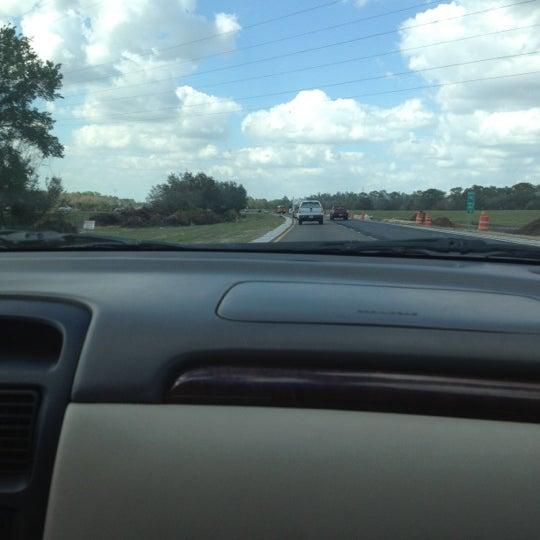 Photo taken at I-75 by Tara P. on 2/29/2012