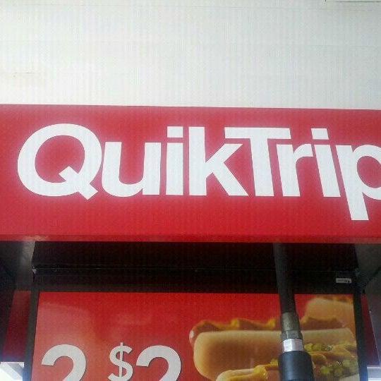 Photo taken at QuikTrip by Barbara G. on 9/22/2011