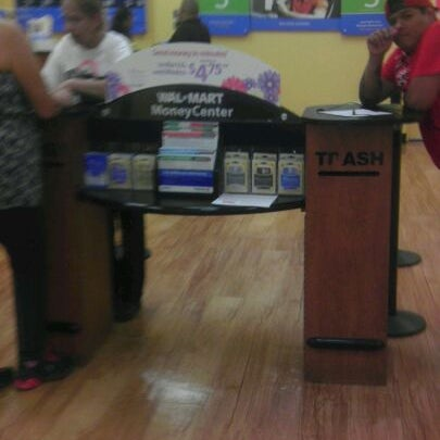 Photo taken at Walmart Supercenter by Andy B. on 5/21/2012