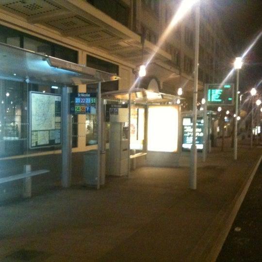 arr t saint nicolas c1 c3 c6 11 23 26 54 bus stop in bretagne. Black Bedroom Furniture Sets. Home Design Ideas