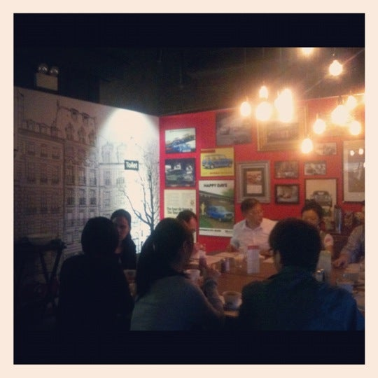 Photo taken at Mini Dans La Ville by Anna K. on 6/27/2012