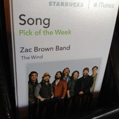 Photo taken at Starbucks by Wendy M. on 8/17/2012