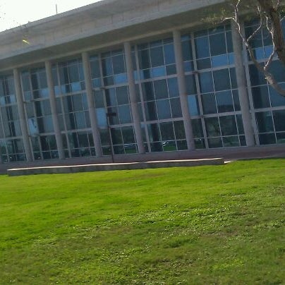 Photo taken at Bay Hall (BH) by Dwight M. on 2/29/2012
