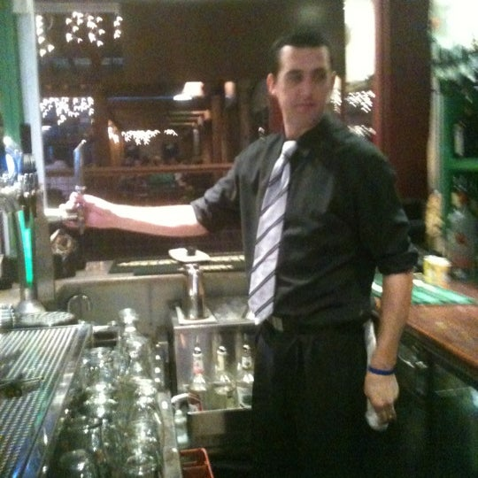 Photo taken at Fadó Irish Pub & Restaurant by Trekkin56 on 1/1/2012