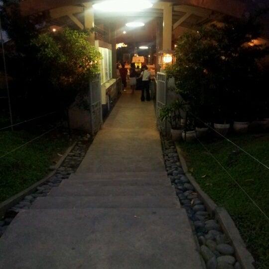 Photo taken at Sto. Niño de Paz Community Chapel by Mons M. on 10/20/2011
