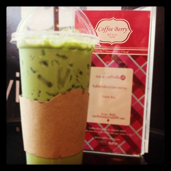 Photo taken at Coffee berry คอฟฟี่เบอรี่ by I N. on 7/13/2012