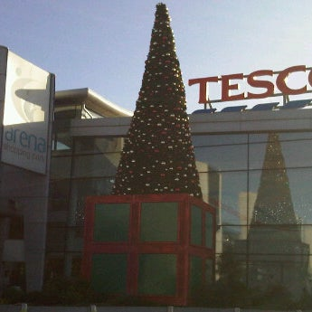 Photo taken at Tesco by Rayna M. on 11/27/2011