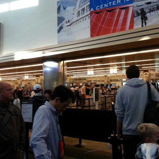 Photo taken at Terminal A by Frank on 7/21/2012