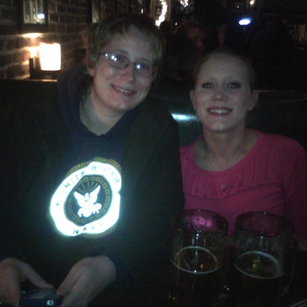 Photo taken at Lucky's 13 Pub by Lynsey T. on 12/1/2011