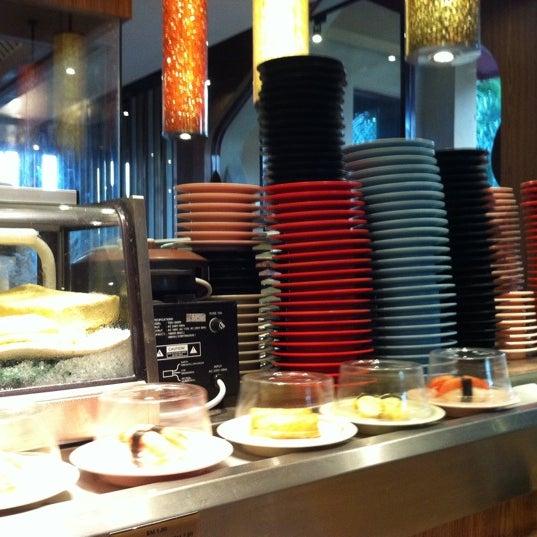 Sushi Zanmai Tea Room