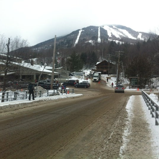 Photo taken at Whiteface Mountain by Ali J. on 3/2/2012