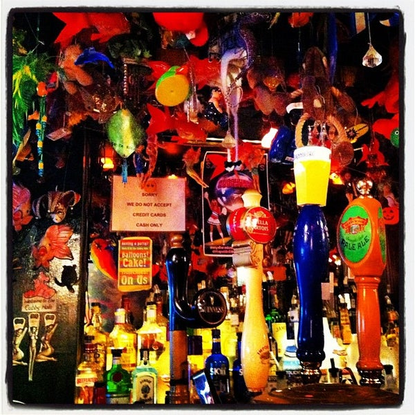 Photo taken at The Cubbyhole Bar by Adriana d. on 6/18/2012