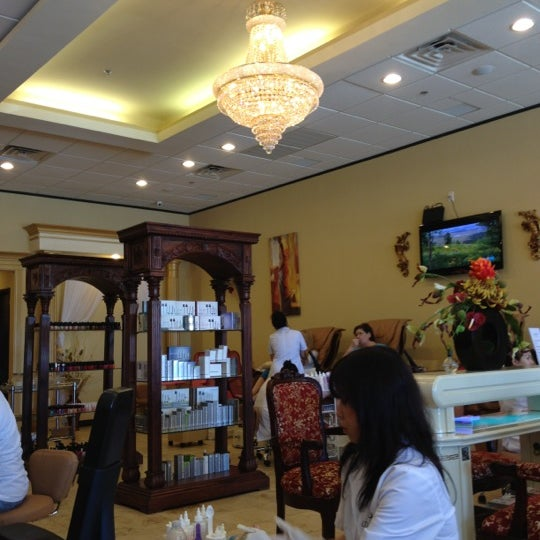 Photos at lux nail spa nail salon in woodlake briar meadow for 24 hour nail salon chicago