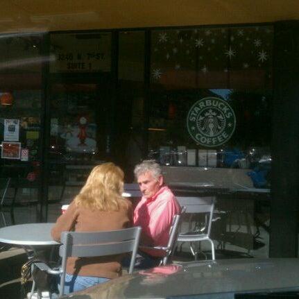 Photo taken at Starbucks by Gregg W. on 11/26/2011