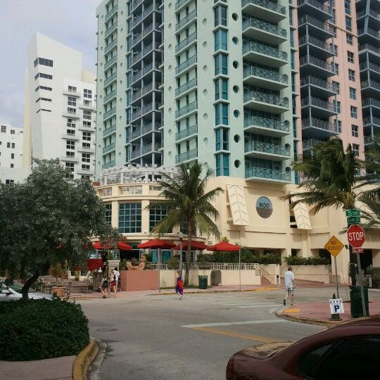 Starbucks St Miami Beach