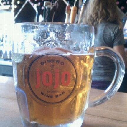 Photo taken at JoJo Bistro & Wine Bar by Seth C. B. on 8/30/2011