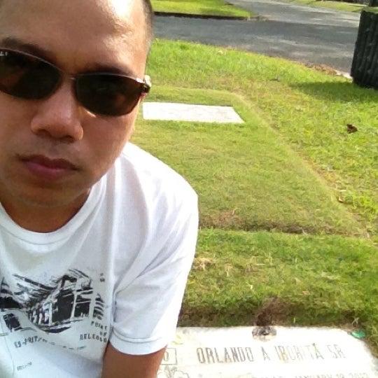 Photo taken at Manila Memorial Park by Lee1974 on 1/25/2012
