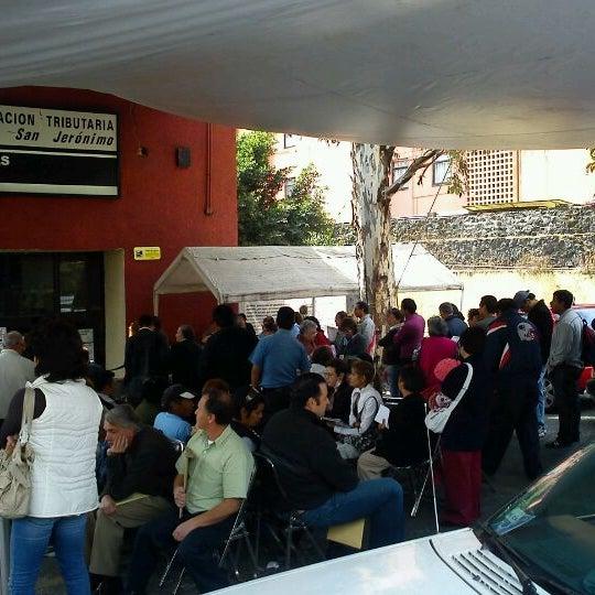 Administracion tributaria san jeronimo tesoreria eje 10 sur for Oficina tributaria