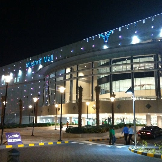 Photo taken at Mushrif Mall | مشرف مول by Jas A. on 8/14/2011