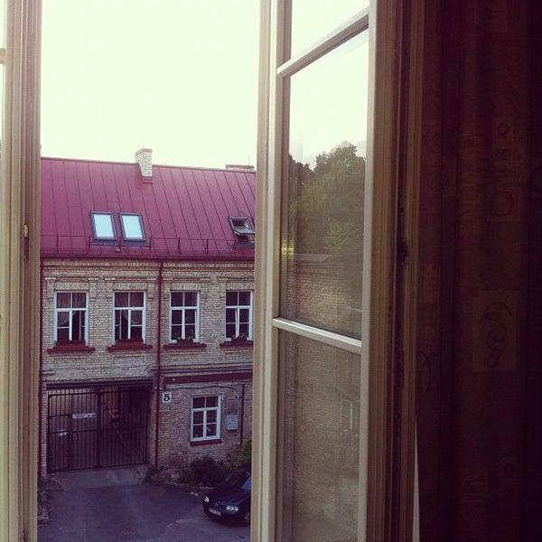 Photo taken at Comfort Hotel Vilnius by Vladimir G. on 7/29/2012