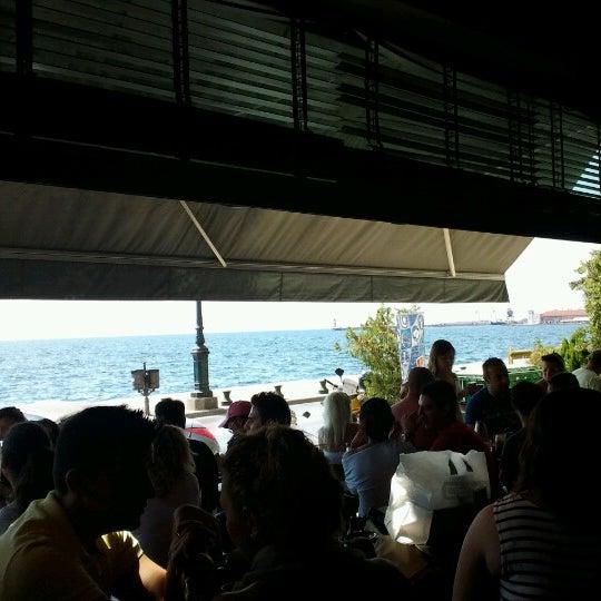 Photo taken at Baraza by Dimitris S. on 8/31/2012