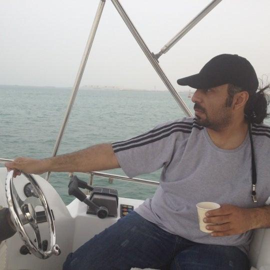 Photo taken at مركز خفر سواحل الدوحه by Adel A. on 3/30/2012