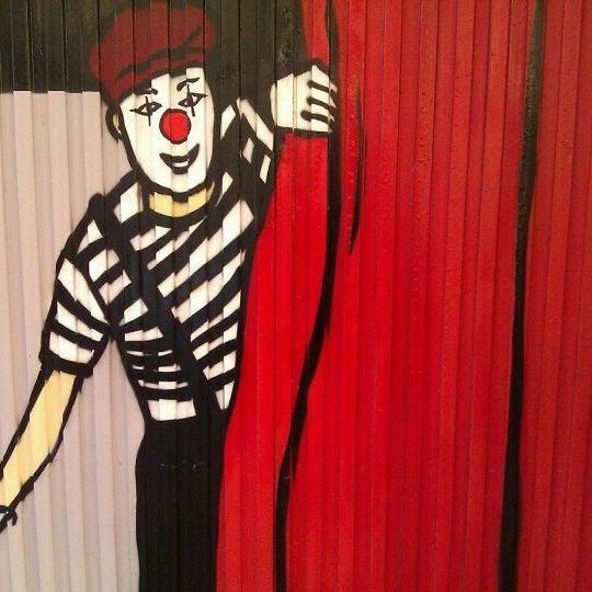 Photo taken at Sala Carolina by Paco B. on 2/19/2012