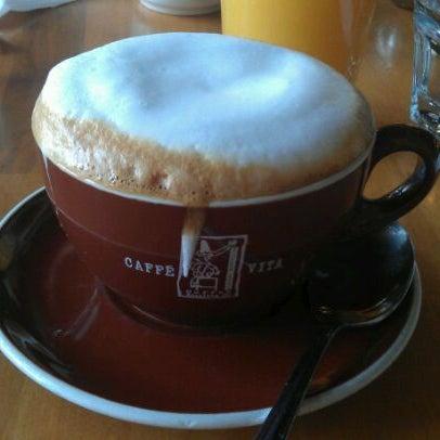 Photo taken at Louisa's Cafe & Bakery by Joe S. on 11/20/2011