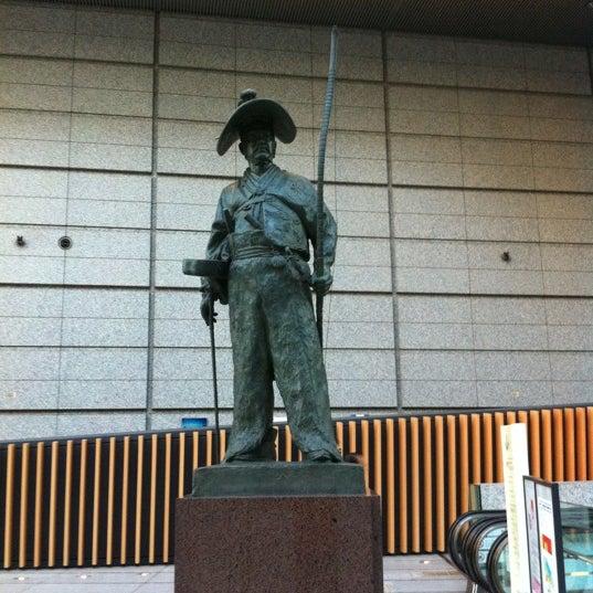 Photo taken at 東京国際フォーラム ガラス棟 by seabase k. on 12/24/2011