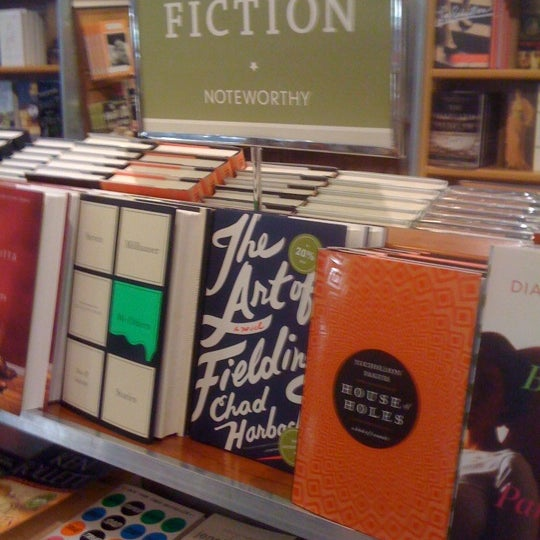 Photo taken at McNally Jackson Books by Logan F. on 9/10/2011
